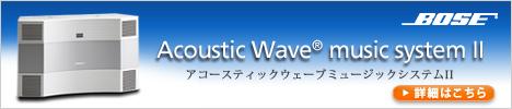アコースティックウェーブミュージックシステムII